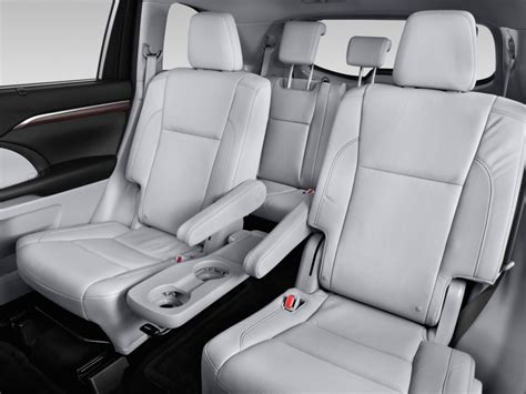 2015 Acura Mdx Captains Chairs by Captains Seats In Toyota Highlander 2015 Autos Post