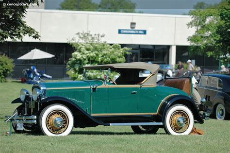 1930 Buick Series 40 History, Pictures, Sales Value