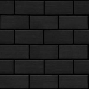 Metal brick facade cladding texture seamless 10289