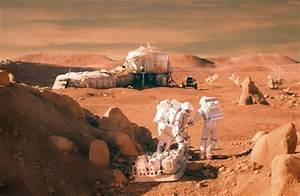 Mars : les radiations ne sont pas un frein aux voyages habités