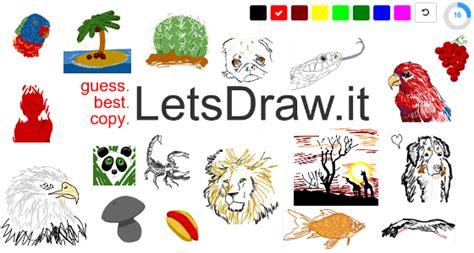 ¿puedes adivinar de qué se tratan los dibujos de tus oponentes? Juegos De Dibujar Y Adivinar Online : Adivina Lo Que ...