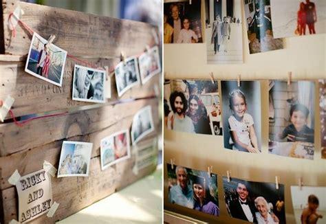Fotowände Selbst Gestalten by Diy Fotogirlanden F 252 R Eine Individuelle Hochzeitsdeko