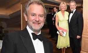 Hugh Bonneville joins glamorous wife Lulu Williams at ...