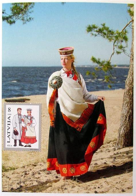 Latvia tautu meita.2 . | Folk costume, Folk clothing, Folk dresses