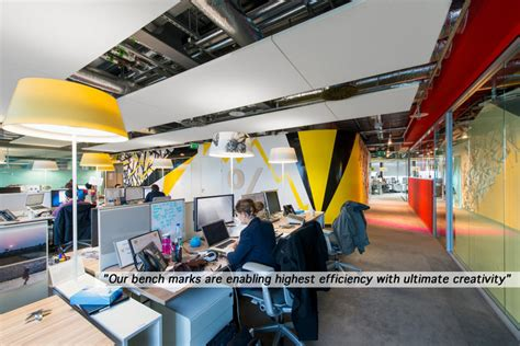 Googles New Office In Dublin by S New Office In Dublin Home Decorating Magazines