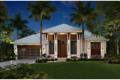 contemporary house plan    bedrm  sq ft home plan
