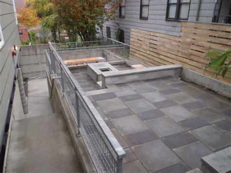 modern patios buchheit construction