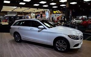Mercedes Familiale : mercedes benz pr sente la classe c familiale en primeur montr al guide auto ~ Gottalentnigeria.com Avis de Voitures