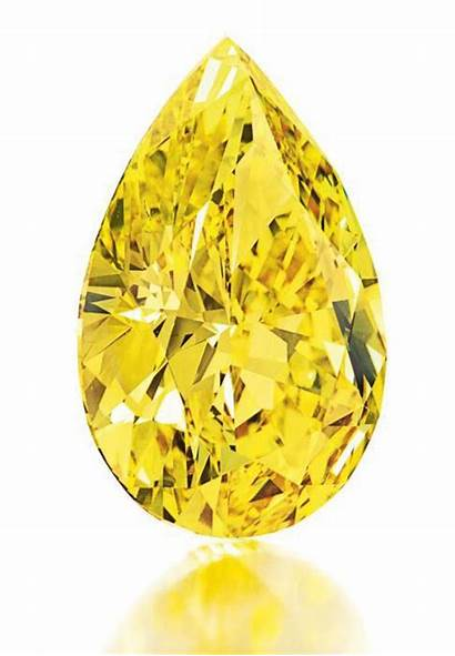 Yellow Vivid Diamond Fancy Canary Carat Rare