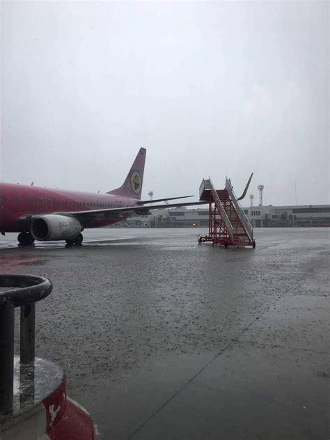 ฝนถล่มดอนเมือง ทำ 70 เที่ยวบิน ป่วน