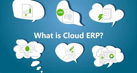 cloud erp  reasons    cloud based erp