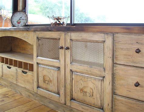cuisine en bois massif cuisine moderne en bois