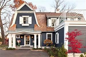Inspiring, Exterior, House, Paint, Color, Ideas