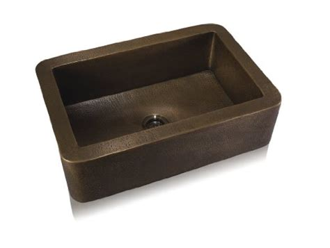 rubbed bronze undermount kitchen sink lenova ca 131 copper single bowl apron front undermount 8983