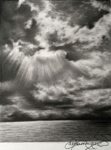 drawing skies  graphite artists network