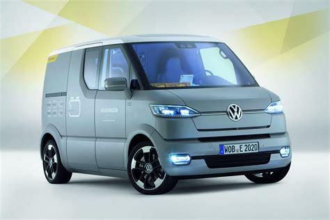 Volkswagen Sähköauto 2020 by Vw Et Elektrisch Angetriebenes Zustellfahrzeug F 252 R Die