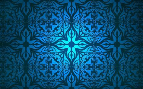 Tapete Muster Blau blue pattern background 183 free beautiful hd