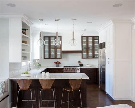 shaped kitchen with peninsula the basic designs of peninsula kitchen layout home decor 86654