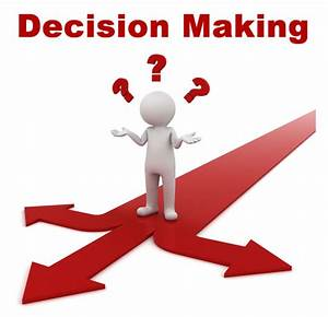 Decision Making Outcome Based Team Building Activities
