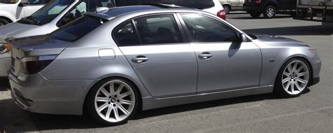 5 Series Forum by 7 Series Rims On A E60 5series Net Forums