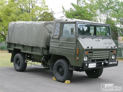 1 1/2tトラック(73式中型トラック)
