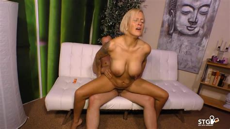 Sextape Germany Busty Blonde Makes Her First Pov Sex