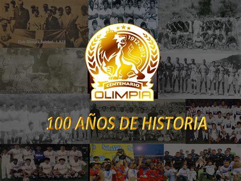 portal olimpista  club olimpia deportivo de honduras
