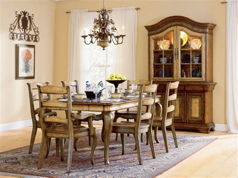 Awesome French Country Dining Sets #2 French Country