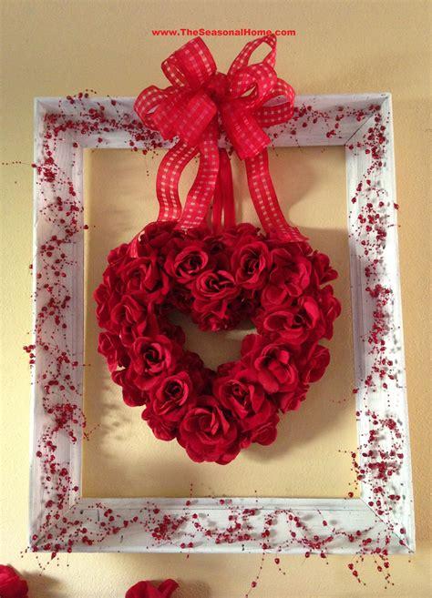 Shabby Chic Valentine Fireplace « The Seasonal Home