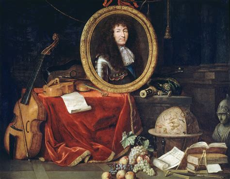 jean garnier louis xiv jean garnier quot portrait of louis xiv surrounded by