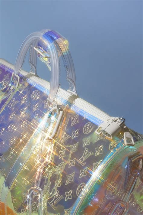 virgil ablohs most coveted louis vuitton keepall getting