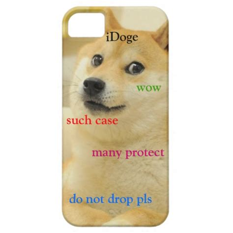 doge phone doge iphone iphone 5 cases zazzle
