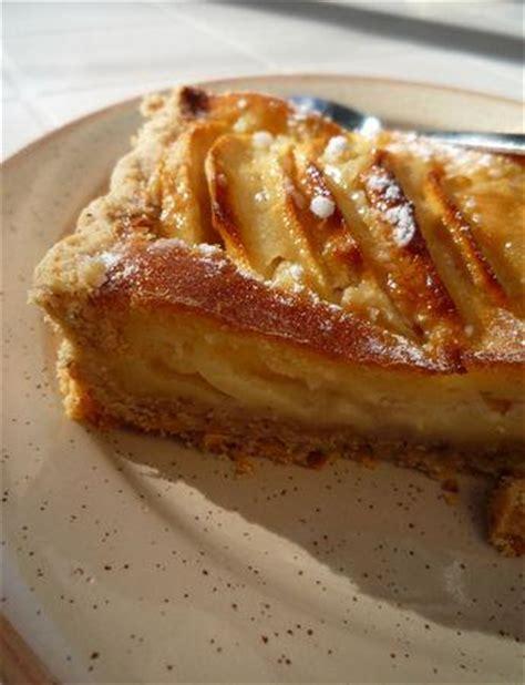 pate a tarte avec creme fraiche tarte aux pommes p 226 te bris 233 e aux noisettes paperblog