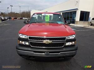 2006 Chevrolet Silverado 1500 Work Truck Regular Cab 4x4