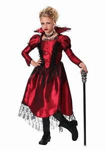 Halloween Kostüm Vampir : classic vampire costume for girls ~ Lizthompson.info Haus und Dekorationen