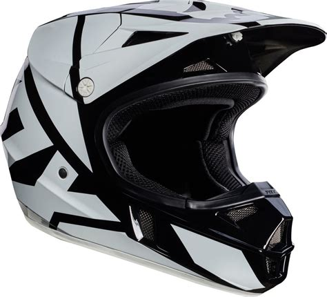 fox motocross gear 119 95 fox racing youth v1 race mx motocross helmet 995527