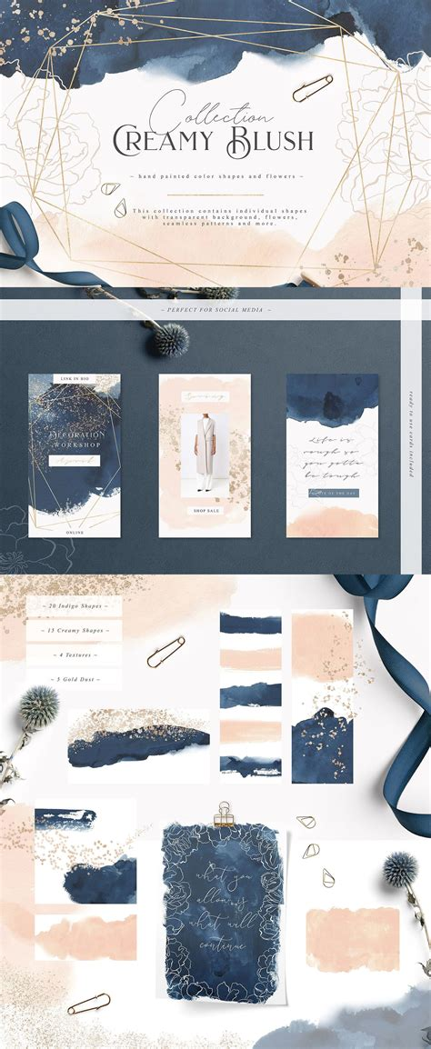 creamy blush collection  images wedding card