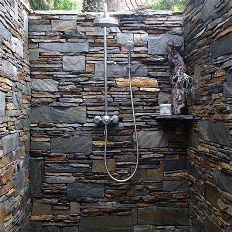 Outdoor Shower Company - outdoor shower contemporary garden ideas housetohome co uk