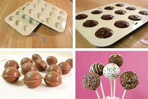 Cake Pop Form : cake pop pan vs handmade cake pops ~ Watch28wear.com Haus und Dekorationen