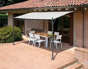 Parasol De Jardin : 10 toldos espectaculares para jardines y terrazas ~ Teatrodelosmanantiales.com Idées de Décoration