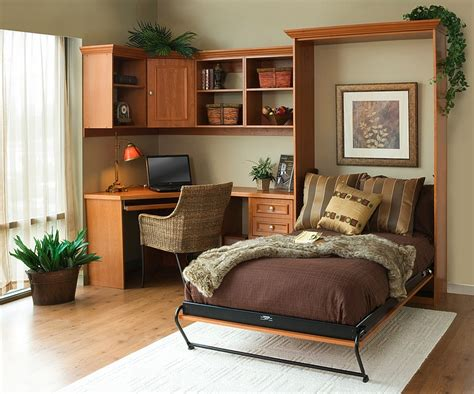 creative bedroom workspaces  style  practicality