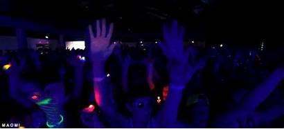 Neon Rave Party Birthday Lights Disco Club