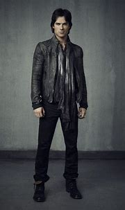 Damon Salvatore : The Vampire Diaries - Les personnages ...