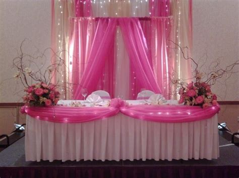 wedding main table decor wedding ceremonies receptions grooms table grooms and