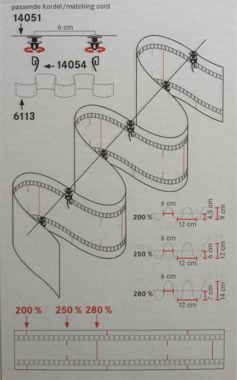 waveband voor gordijnen newwave band 8 cm voor runnerafstand 6cm waveband zelf