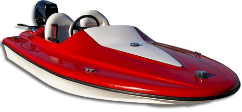 Small Two Person Motor Boat by Exhilarator 101b Mini Power Boat