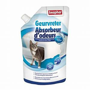 Litiere Chat Sans Odeur : absorbeur d 39 odeurs en poudre d sodorisant liti re ~ Premium-room.com Idées de Décoration