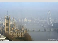 London smog scare London Evening Standard