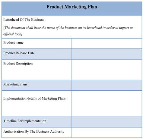 product strategy template u haul self storage marketing template