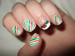 Creative christmas nail art designs design ideaz
